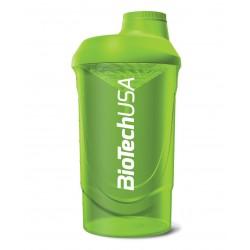 BioTechUSA Wave Shaker Green (Zöld) 600ml