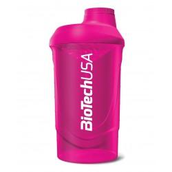 BioTechUSA Wave Shaker Magenta (Rózsaszín) 600ml