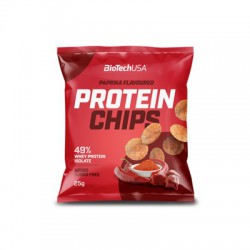 BioTechUSA Protein Chips 25g