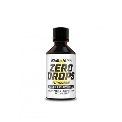 BIOTECHUSA Zero Drops ízesítőcsepp 50 ml