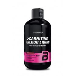 BioTechUSA L-Carnitine 100.000 Liquid 500ml