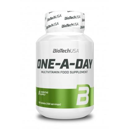 BioTechUSA One-A-Day 100 tab.