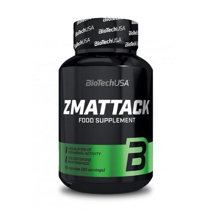 BioTechUSA ZMAttack 60 caps.