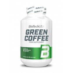 BioTechUSA Green Coffee 120 caps.