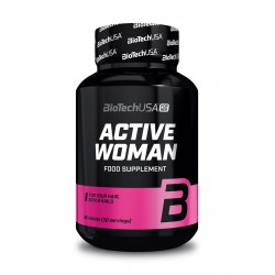 BioTechUSA Active Woman 60 tab.
