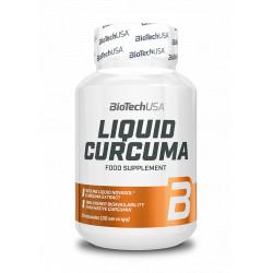BioTechUSA Liquid Curcuma 30 caps.