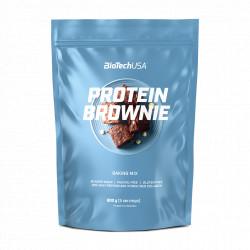 BioTechUSA Protein Brownie alappor – 600 g