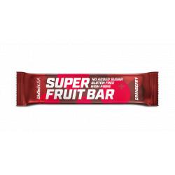 BioTechUSA Super Fruit Bar gyümölcsszelet kesudióval és mandulával 30 g