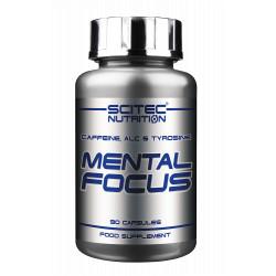 Scitec Nutrition Mental Focus (90 kap.)